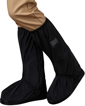 SaphiRose Waterproof Rain Shoe Covers