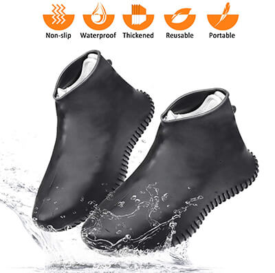 Wevove Waterproof Shoe Covers