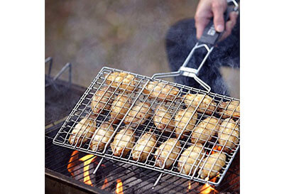 Top 10 Best Fish Grilling Baskets in 2019
