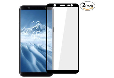 Top 10 Best Galaxy J8 Screen Protectors in 2019 Reviews
