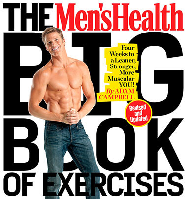 The Men's Big Book of Exercises with 4 Week Learner Results