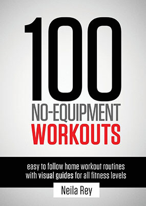 100 No-Equipment Workouts by Neila Rey