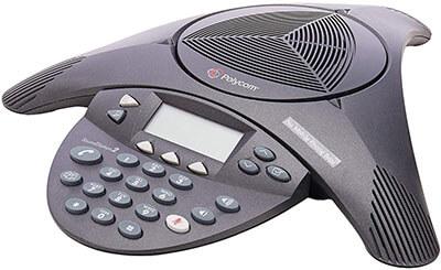 Polycom Sound Station 2-Non Expandable Analog Conference Phone