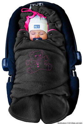 ByBoom Baby Swaddling Wrap