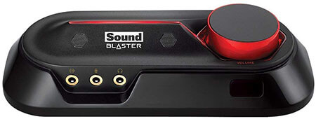 Creative Sound Blaster Omni Surround 5.1 USB Sound Card