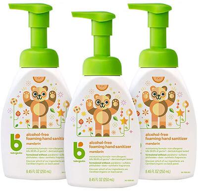 Babyganics Hand Sanitizer