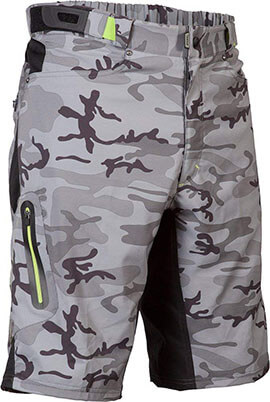 ZOIC Men's Ether Shorts