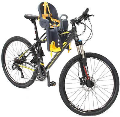 CyclingDeal bike seat for Kids
