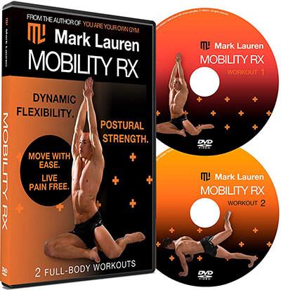 MARK LAUREN Mobility Rx Workout