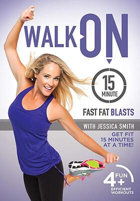 Walk On: 15-Minute Fast Fat Blasts