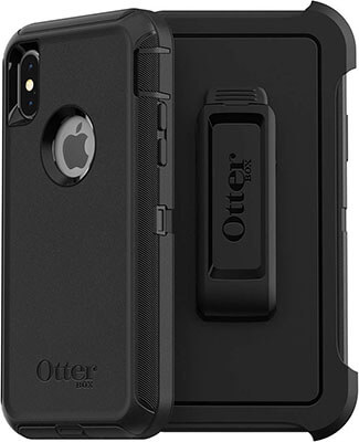 OtterBox DEFENDER SERIES iPhone Xs & iPhone X Case