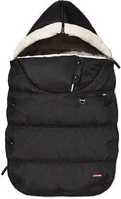 Skip Hop Stroll-and-Go 3-Season Stroller Footmuff