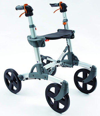X-L-ENT Care Volaris Rollator Walker