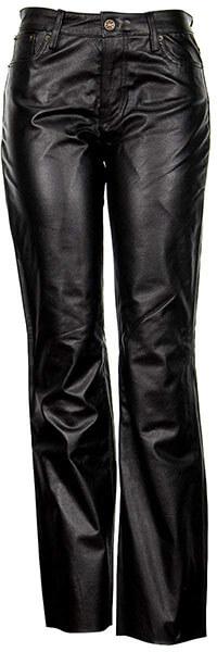 Xelement XS679 Women's Black Buffalo Leather Pants
