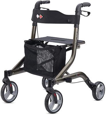 B+B Healthcare Rollator Walkers-Capero Lightweight