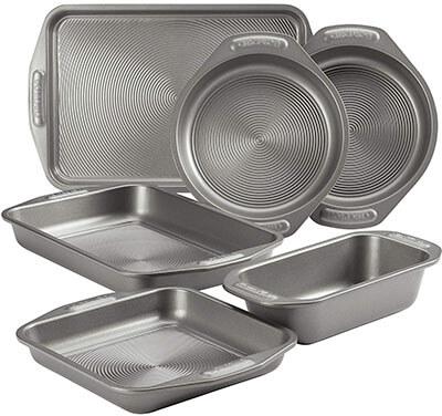 Circulon Bakeware Set 46846, Gray