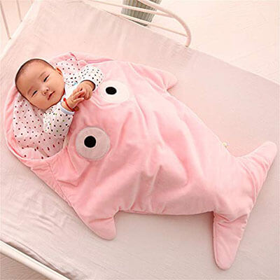 Kosbon Infant Shark Sleeping bag