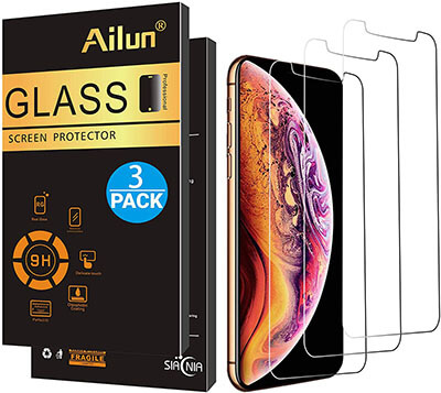Ailun Screen Protector for Apple iphone xs