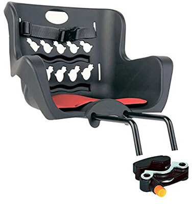 Bellelli Pulcino Bicycle Kid Seat Child Carrier for Bikes