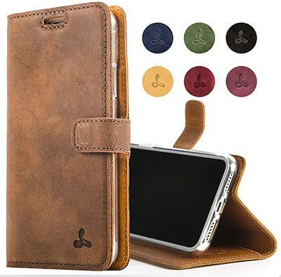 SnakeHive Luxury Genuine Leather Wallet