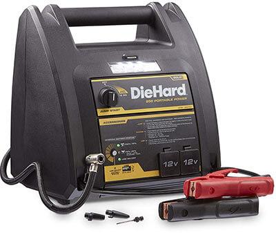 DieHard 71687-Gold Portable Power 950 Peak Amp