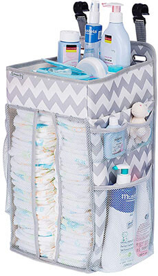 DIAPER CADDY ORGANIZER, nursery organizer