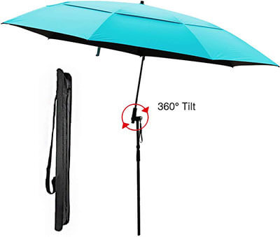 Beach Umbrella Portable Outdoor Sun Beach Umbrellas