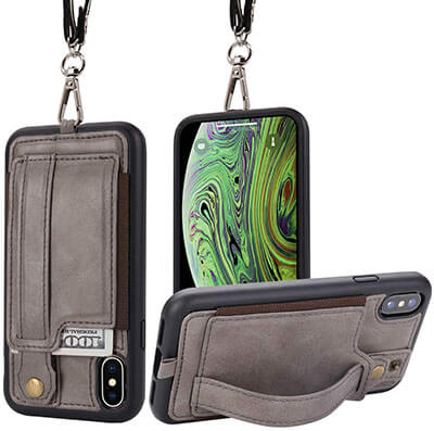 TOOVREN iPhone Xs / 10 Protective Case