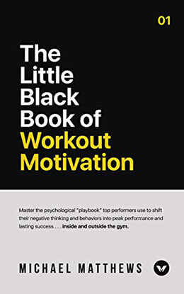 The Little Black Book of Workout Motivation Kindle Edition