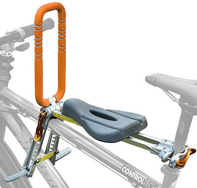 UrRider Portable and Foldable Front Mount Bike Child Seat