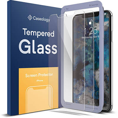 Caseology iPhone Xs Max Screen Protector