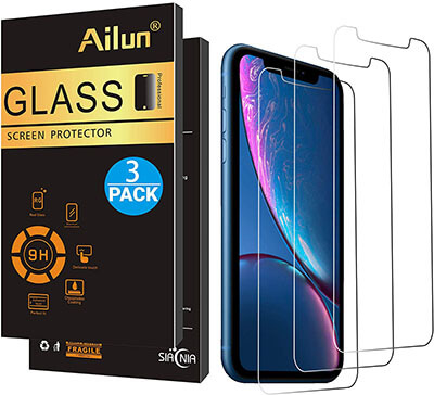 AILUN Screen Protector Compatible with iPhone XR