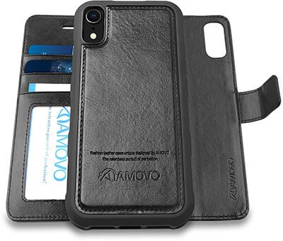 AMOVO iPhone XR Case