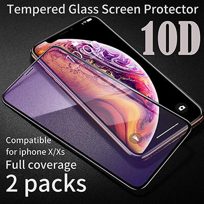 XIAOGEJI Iphone X/XS Screen Protector