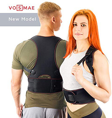 VOSMAE Posture Corrector Back Brace