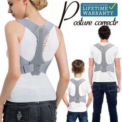 Anzoee Posture Corrector for Men & Women