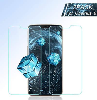 FENGJ OnePlus 6 Screen Protector