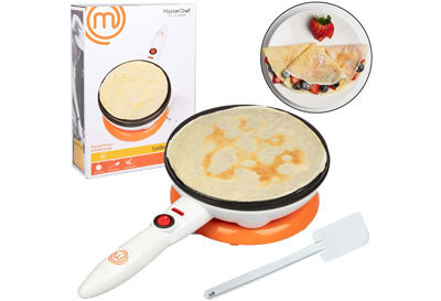 Top 10 Best Electric Crepe Makers in 2019