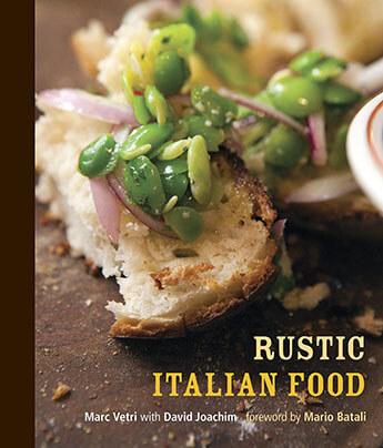 Rustic Italian Food by Marc Vetri