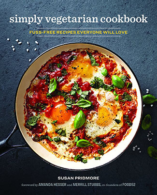Susan Pridmore - Simply Vegetarian Cookbook: Fuss-Free Recipes