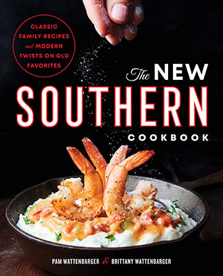 Pam Wattenbarger the New southern Cookbook