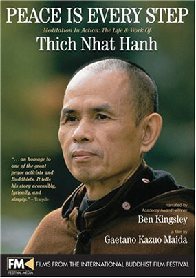 Peace Is Every Step-Meditation in Action: by Thich Nhat Hanh
