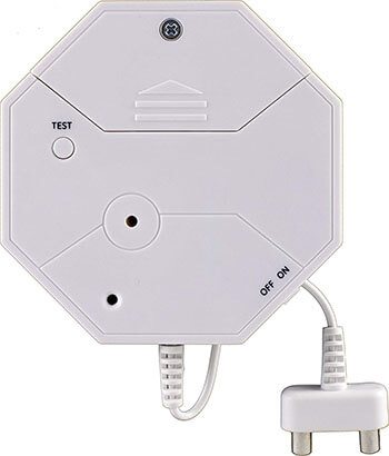 GE Personal Security Water Leak Detector Alarm