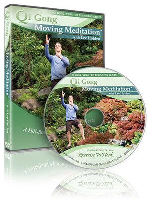 Qi Gong: Moving Meditation -Lee Holden