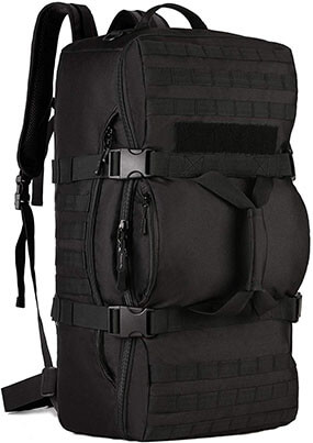 ArcEnCiel Outdoor- Waterproof Tactical Army Backpack Military