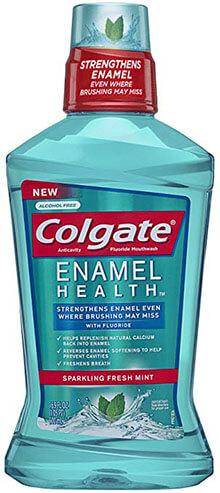 Colgate Enamel Health Anticavity Fluoride Mouthwash