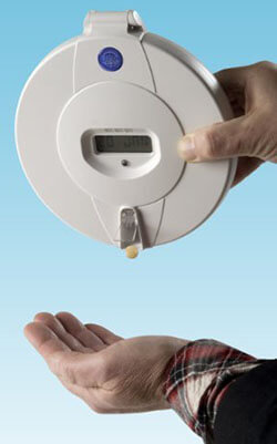 Pivotell Advanced Automatic Pill Dispenser