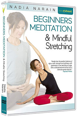 Beginners Mindful Stretching and Meditation with Nadia Narain