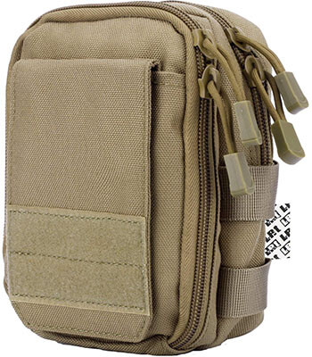 LefRight Molle Utility Multipurpose Tactical, Nylon