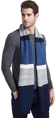 EINSKEY Winter Scarf for Men- Cashmere
